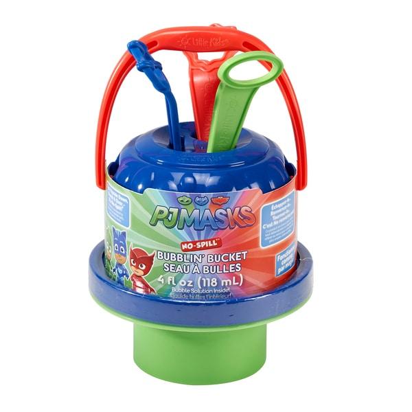 Little Kids PJ Masks Bubblin Bucket