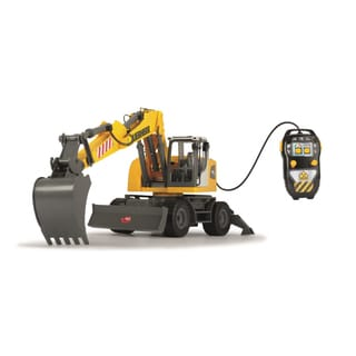 Dickie Toys Remote Control Construction Excavator