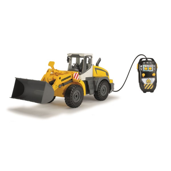 Dickie Toys Remote Control Construction Front Loader