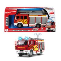 Dickie Toys Light and Sound Iveco Fire Engine