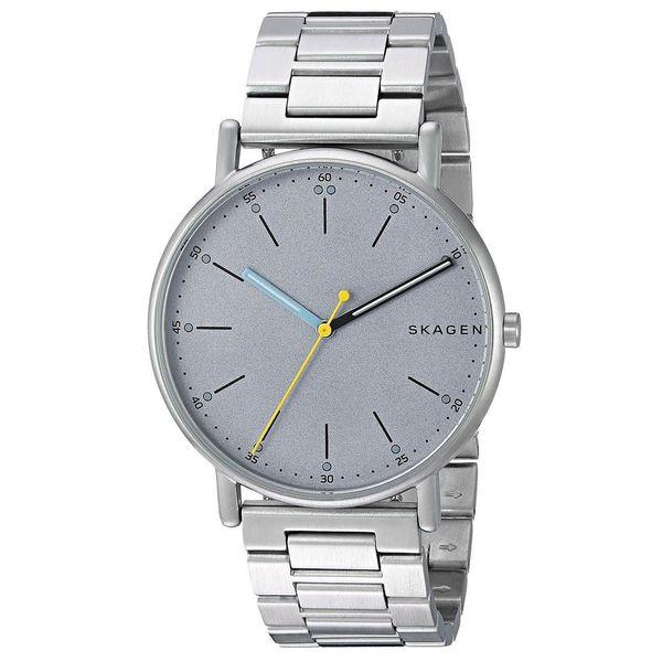 Skagen Men's 'Signatur' Stainless Steel Watch