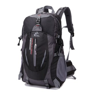 Free Knight 35L Outdoor Sports Travel Backpack / Day-pack (Option: Black)