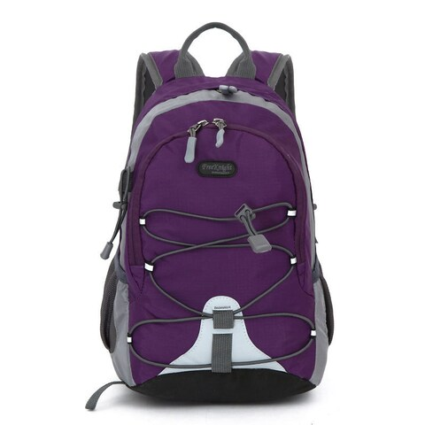 Free Knight Mini Sports Backpack / Daypack for Kids in Purple