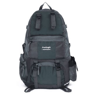 Free Knight 50LOutdoor Backpack / Daypack (Option: Black)