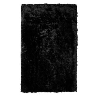 Handmade Faux Sheepskin Super Soft Fluffy Area Rug Carpet Animal (8'x11')