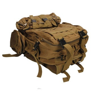 Military Tactical 55L Backpack