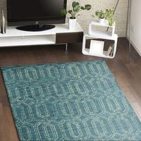 Carlisle Cotton Area Rug (5' x 7'6)