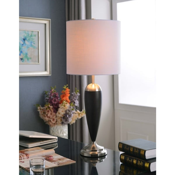 Design Craft Blackfin Table Lamp