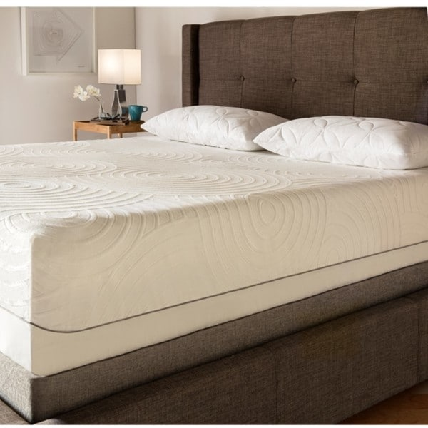 TEMPUR-Protect Mattress Protector - White