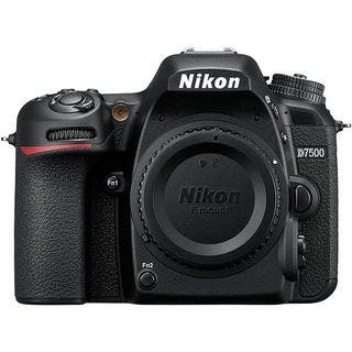 Nikon D7500 DSLR Camera (Body Only)|https://ak1.ostkcdn.com/images/products/16636356/P22960432.jpg?impolicy=medium