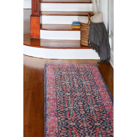Omar Transitional Machine Made Area Rug