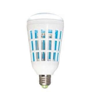 Ninja Bulb 5-Watt 2-in-1 LED Light Bulb and Bug Zapper