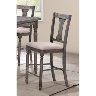 Best Master Furniture Demi 5 Piece Counter Height Set