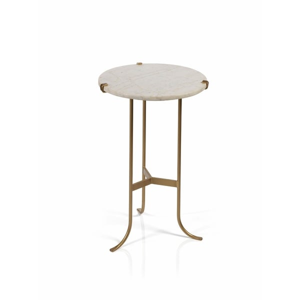 Zodax 24 Inch High Rimini Side Table