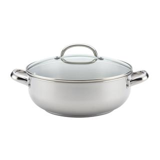 Farberware(r) Buena Cocina(tm) Stainless Steel Covered Casserole