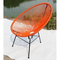 Acapulco Indoor/Outdoor Modern Tuscon Chair
