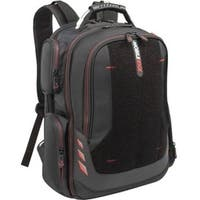 "Mobile Edge Core Carrying Case (Backpack) for 17.3"" Notebook - Black,"