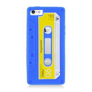 Insten Soft Silicone Skin Rubber Case Cover For Apple iPhone 5/ 5C/ 5S