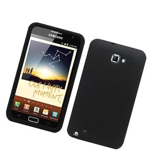 Insten Soft Silicone Skin Rubber Case Cover For Samsung Galaxy Note LTE