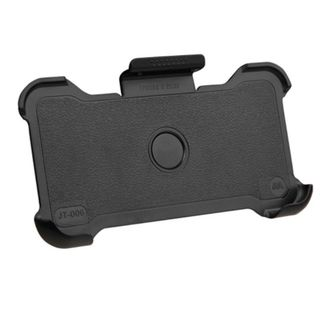 Insten Black Hard Snap-on Rubberized Matte Holster Belt Clip with For Apple iPhone 6 Plus/ 6s Plus