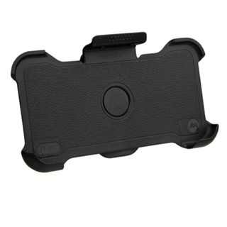 Insten Black Hard Snap-on Rubberized Matte Holster Belt Clip with For Apple iPhone 6/ 6s