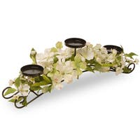 National Tree Company Dogwood Candleholder