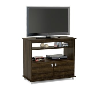 Boahaus Tobacco TV Stand for TVs up to 46 Inches