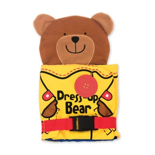 Melissa & Doug Dress Up Bear