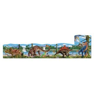 Melissa & Doug Dinosaurs Linking 96 Piece Floor Puzzle