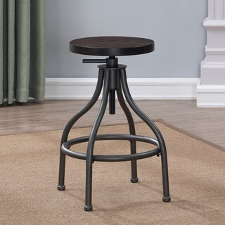 Canyon Backless Adjustable Height Stool by Greyson Living