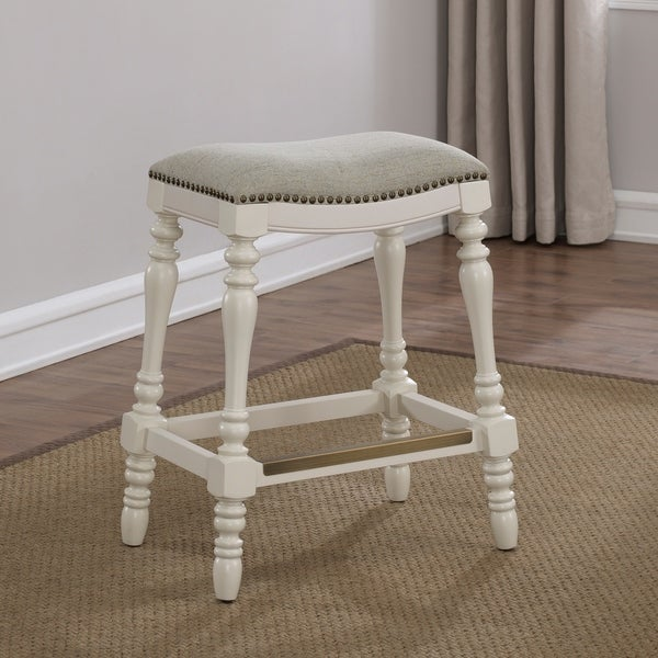 Hollyn 25-inch Saddle Seat Counter Stool by Greyson Living & Hollyn 25-inch Saddle Seat Counter Stool by Greyson Living - Free ... islam-shia.org