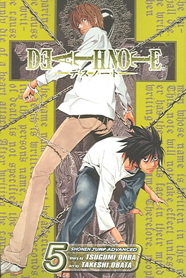 Death Note 5 (Paperback)