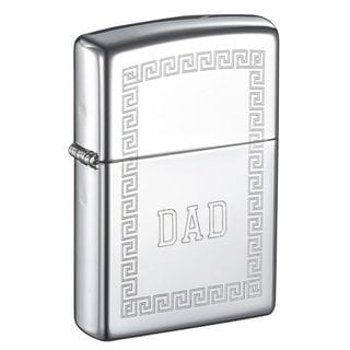 Link to Zippo Greek Design Engraved Dad Lighter Similar Items in Humidors & Accessories