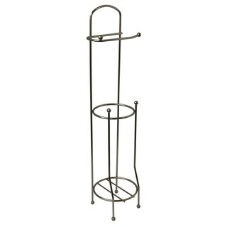 Wee's Beyond Free-standing Toilet Paper Holder and Reserve