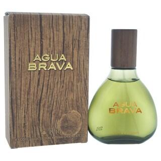 Antonio Puig Agua Brava Men's 3.4-ounce Eau de Cologne Spray (Tester)