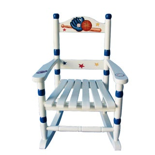 Teamson Sports Collection Kids' Rocking Chair