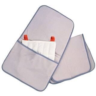 Relief Pak Moist Heat Pack Cover Terry with Foam Fill Pocketed Oversize 24 x 30-inch