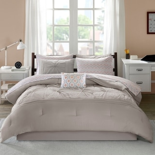 Intelligent Design Devynn Grey Bed in a Bag Set