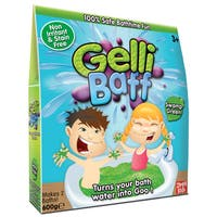Zimpli Kids Green Gel Bath Gelli Baff - 2-Uses