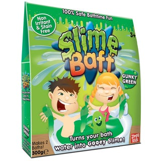 Zimpli Kids Green Bath Slime Baff 2-Uses