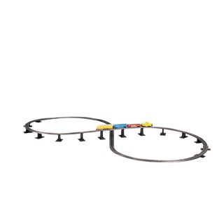 Bachmann Trains Steel Alloy E-Z Track® Over-Under Figure 8 Track Pack - HO Scale