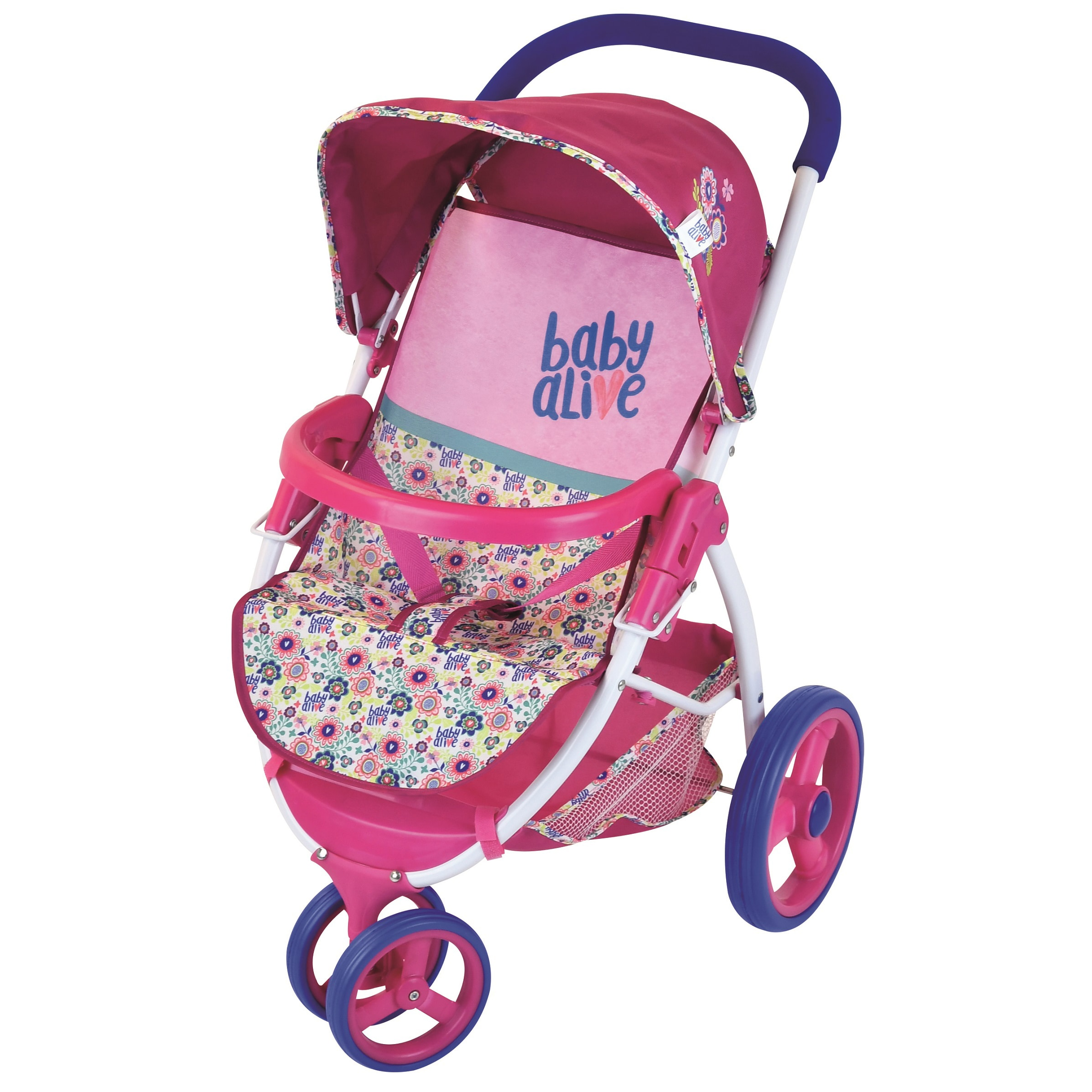 Hauck Hasbro Baby Alive Lifestyle Stroller (G621328858915...
