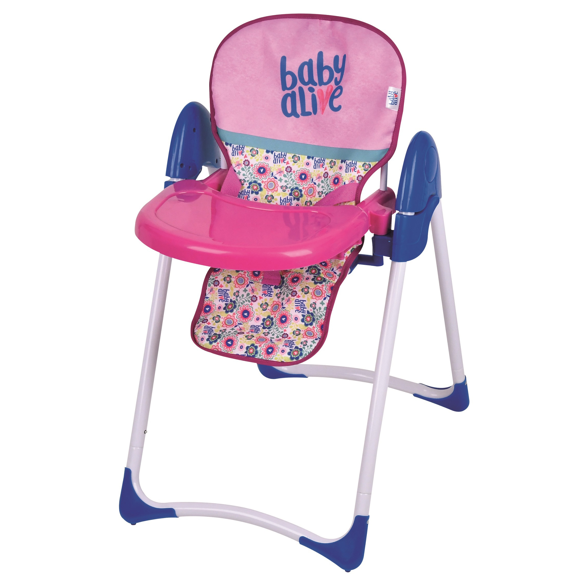 Hauck Hasbro Baby Alive Doll Deluxe High Chair (G621328931915), Multi