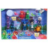 PJ Masks Friends Deluxe Mini Figures Collection