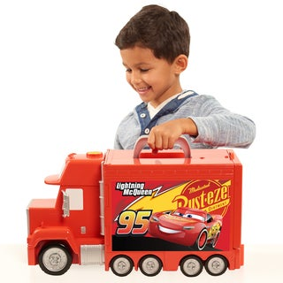 Disney Pixar Cars 3 Macks Mobile Tool Center