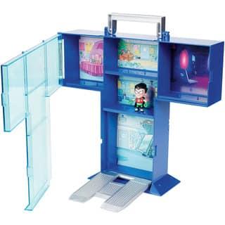 Teen Titan Go! Tower Mini Figure Display Case with Mini Figure|https://ak1.ostkcdn.com/images/products/16644994/P22968073.jpg?impolicy=medium