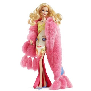 Barbie Collector Andy Warhol Doll #3