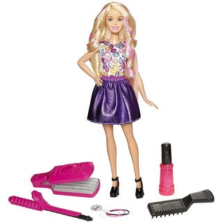 Barbie® Crimp & Curl Doll