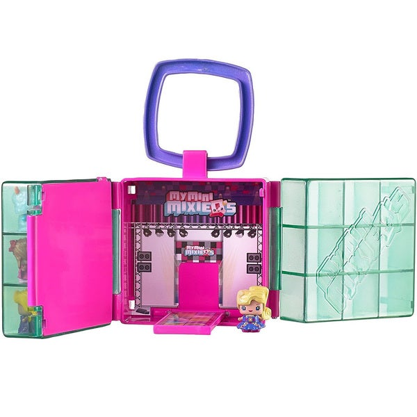My Mini MixieQ's™ Play Case Playset