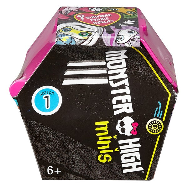 Monster High® Minis Toy Figure Blind Pack 20 Pack - Styles May Vary